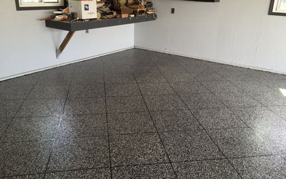 Garage Floor Epoxy Flooring