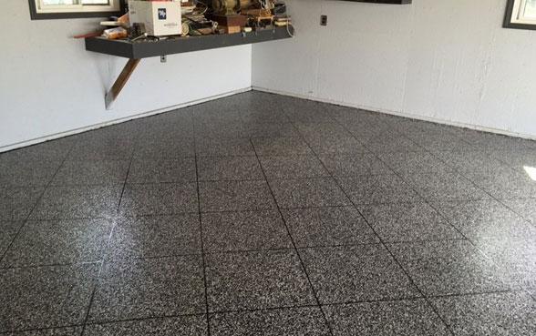 Garage Floor Epoxy Flooring