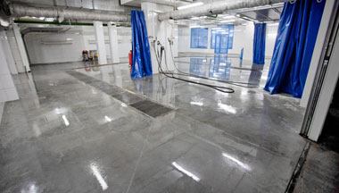 Industrial Epoxy Flooring Boise