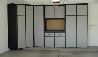 Boise garage storage cabinets