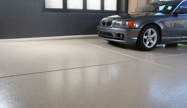 Garage Flooring Epoxy